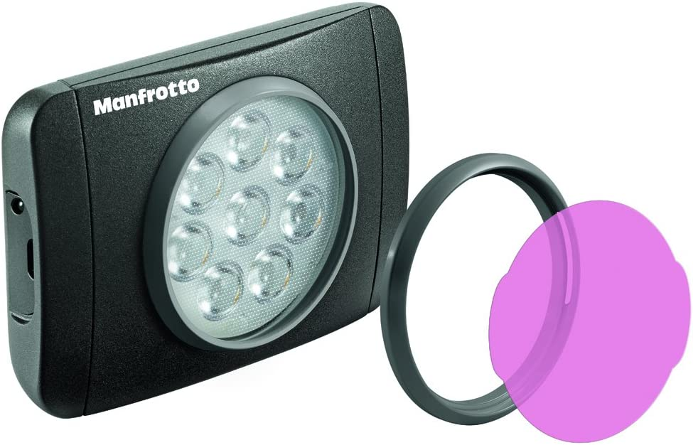 Manfrotto LUMIMUSE Accessory Portrait Filter Kit