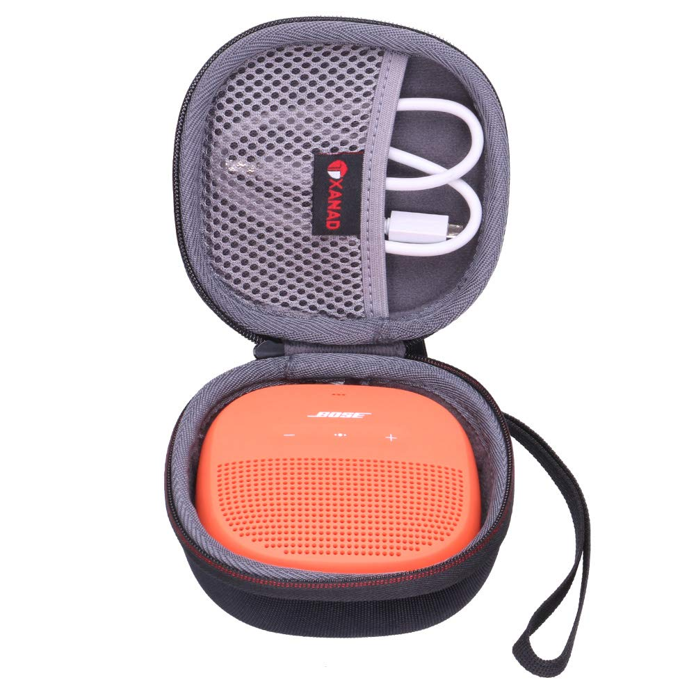 XANAD Hard Case for Bose SoundLink Micro Portable Wireless Bluetooth Speaker Storage Carrying Travel Bag zdxtdmj047ca