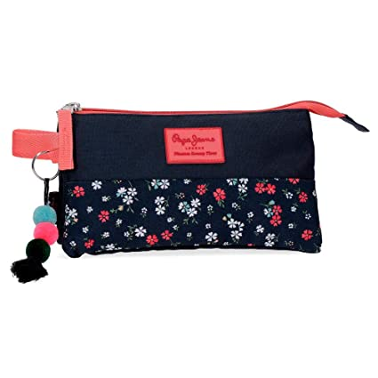 Amazon.com: Pepe Jeans Jareth Beauty Case 22 centimeters ...