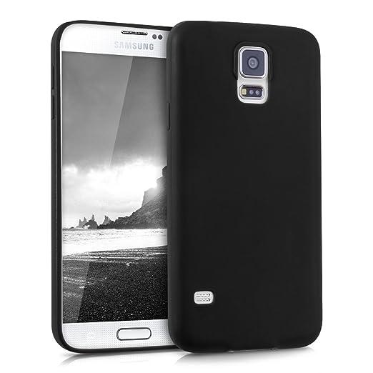 127 opinioni per kwmobile Cover per Samsung Galaxy S5 / S5 Neo / S5 LTE+ / S5 Duos- Custodia in