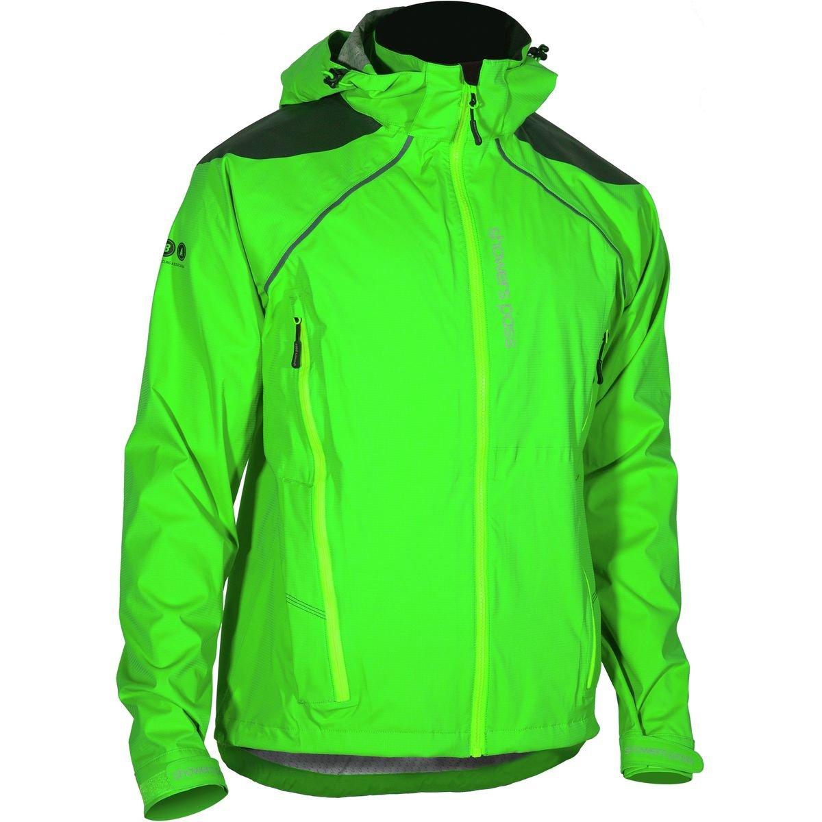 Showers Pass Imba Jacket – Men 's B0767HG53N X-Large|グリーン グリーン X-Large