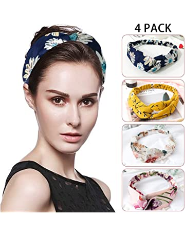 Girl's Accessories 2019 Fashion Fashion Knotted Glitter Hairband For Women Lady Wide Gold Black Stripe Headband Hair Hoop Headdress Headwrap Hair Accessories Girl's Hair Accessories
