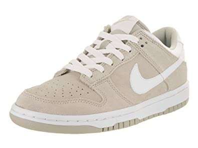 designer fashion 9b04a 803f8 Nike Kids Dunk Low (GS) Pale Grey White Skate Shoe 3.5 Kids US