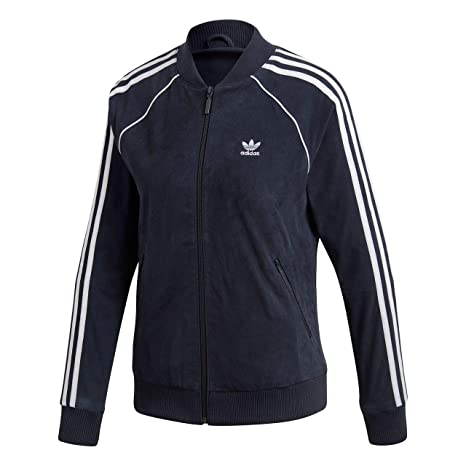 adidas Leather SST TT Giacca, Donna, Multicolore (maosno