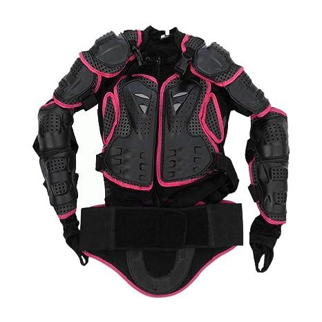 Funnyrunstore Motocross Dirt Bike Chaqueta de armadura de ...