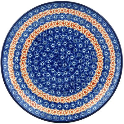 Polish Pottery Lunch Plate 10-inch Texas Lone Star  sc 1 st  Amazon.com & Amazon.com | Polish Pottery Lunch Plate 10-inch Texas Lone Star ...
