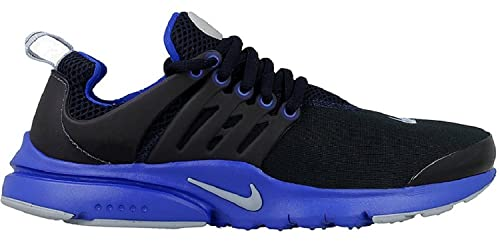 outlet store 7388d b958c Amazon.com   Nike Kids Presto (GS), Dark Obsidian   Blue Grey - Hyper  Cobalt, Youth Size 5   Running