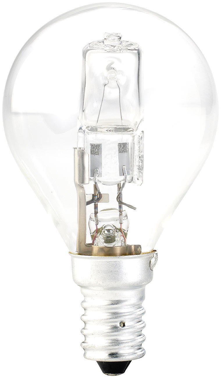 Luminea Halogen Globe A45 / E14 / 20 W / Warm White / Dimmable / Set of 4