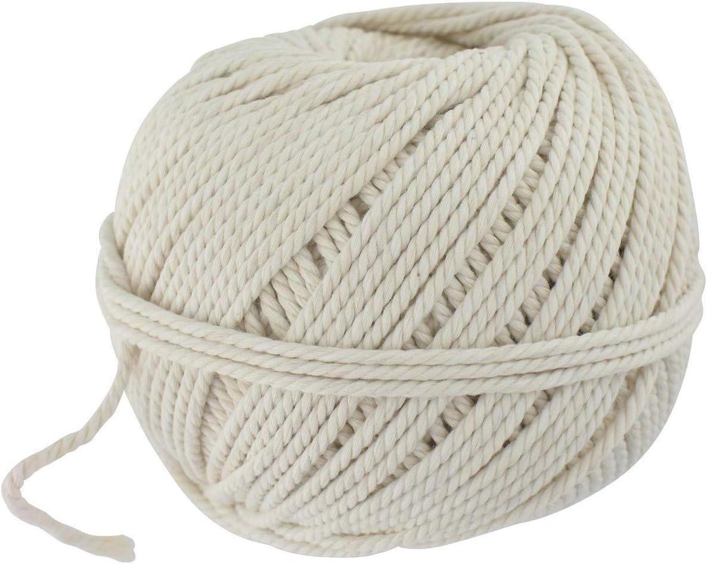 Rouleau de fil coton câble Outibat Longueur 34 m