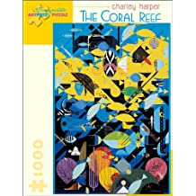 The Coral Reef 1,000-piece Jigsaw Puzzle