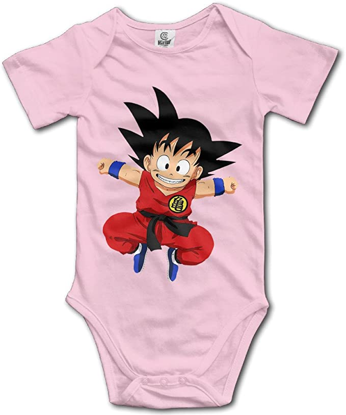 Amazon.com: bacadi del bebé Dragon Ball Z Son Goku Hanging ...