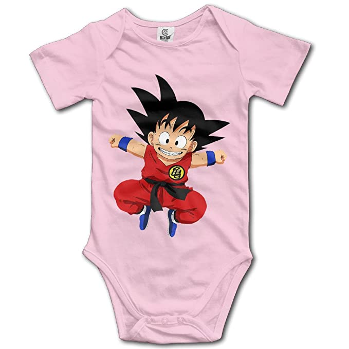 Amazon.com: bacadi del bebé Dragon Ball Z Son Goku Hanging ...