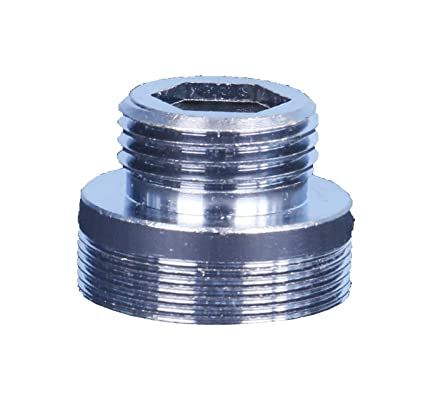 PURIFIT Male Aerator Adaptor, 28mm, for Purifit Shower & Tap Filter | Tap Connector |