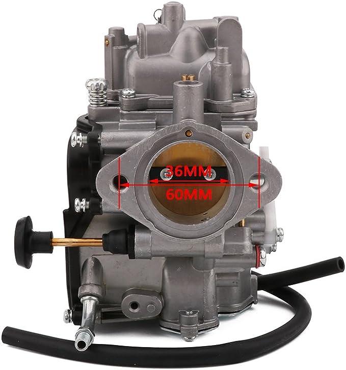 Atv Vergaser High Performance Für Moto 4 Warrior Yfm350 Koaiak 350 1987 2004 Big Bear Bruin 350 1987 1998 Quad Carb Hand Choke Auto