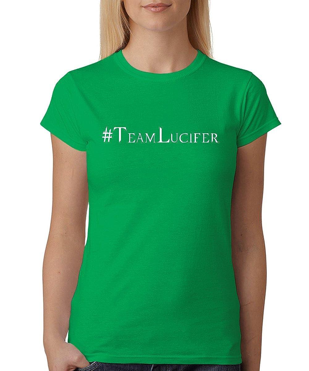 clothinx - Hashtag Lucifer - Girls T-Shirt 0072