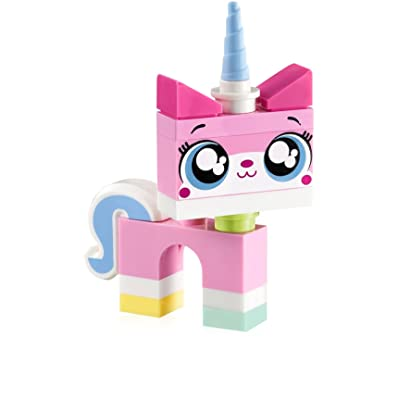 The LEGO Movie MiniFigure - Unikitty (With Teary Eyes) 71231: Toys & Games