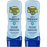 Banana Boat Dry Balance Lotion Sunscreen Spf 30 Twin Pack, 360 mL