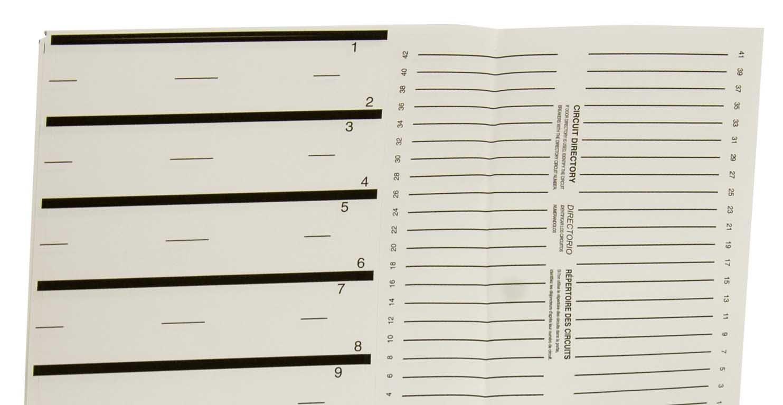 Eaton 10 Circuit Ground Bar Kit with 2//0L # GBK1020 New