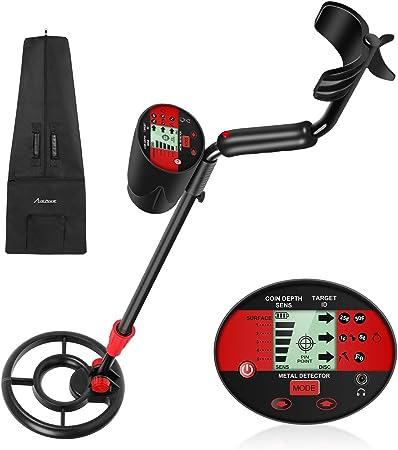 Amazon.com: Avid Power Detector de metales para adultos y ...