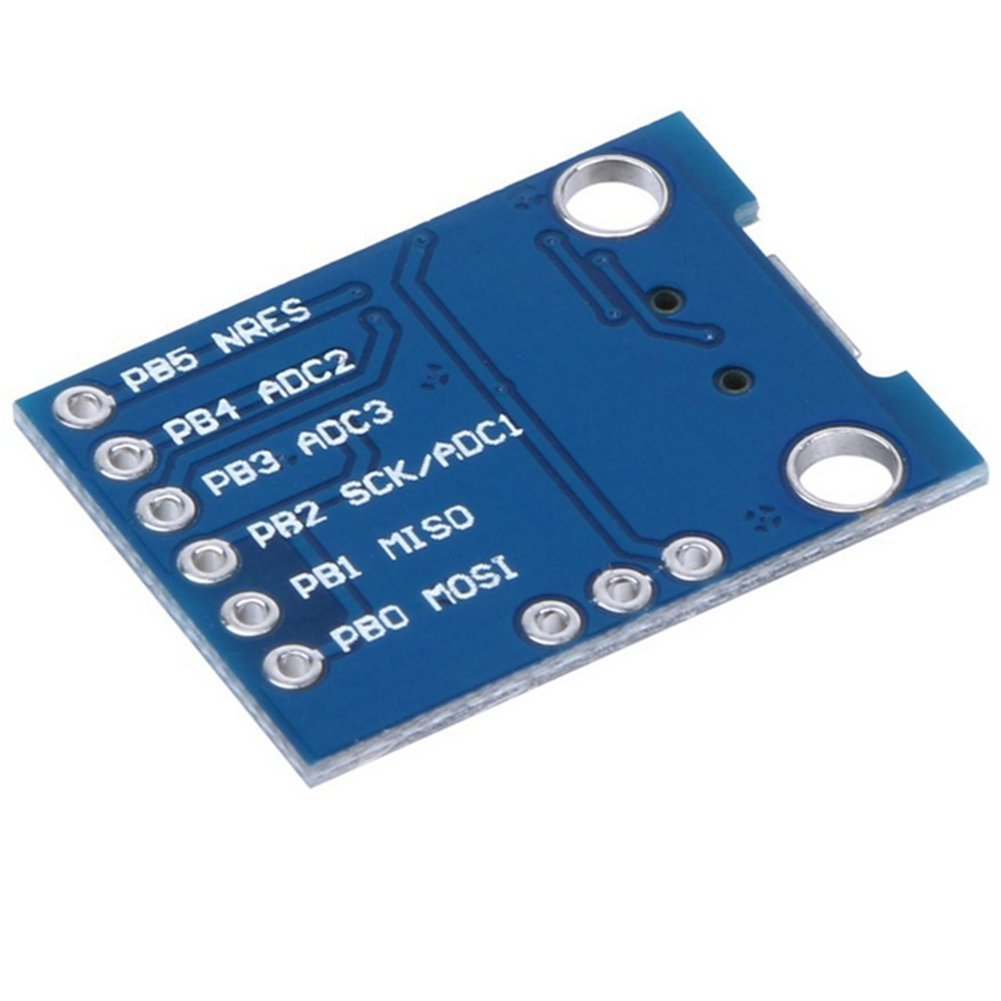Demarkt TINY85 Entwicklungs-Board Mini development board Blau