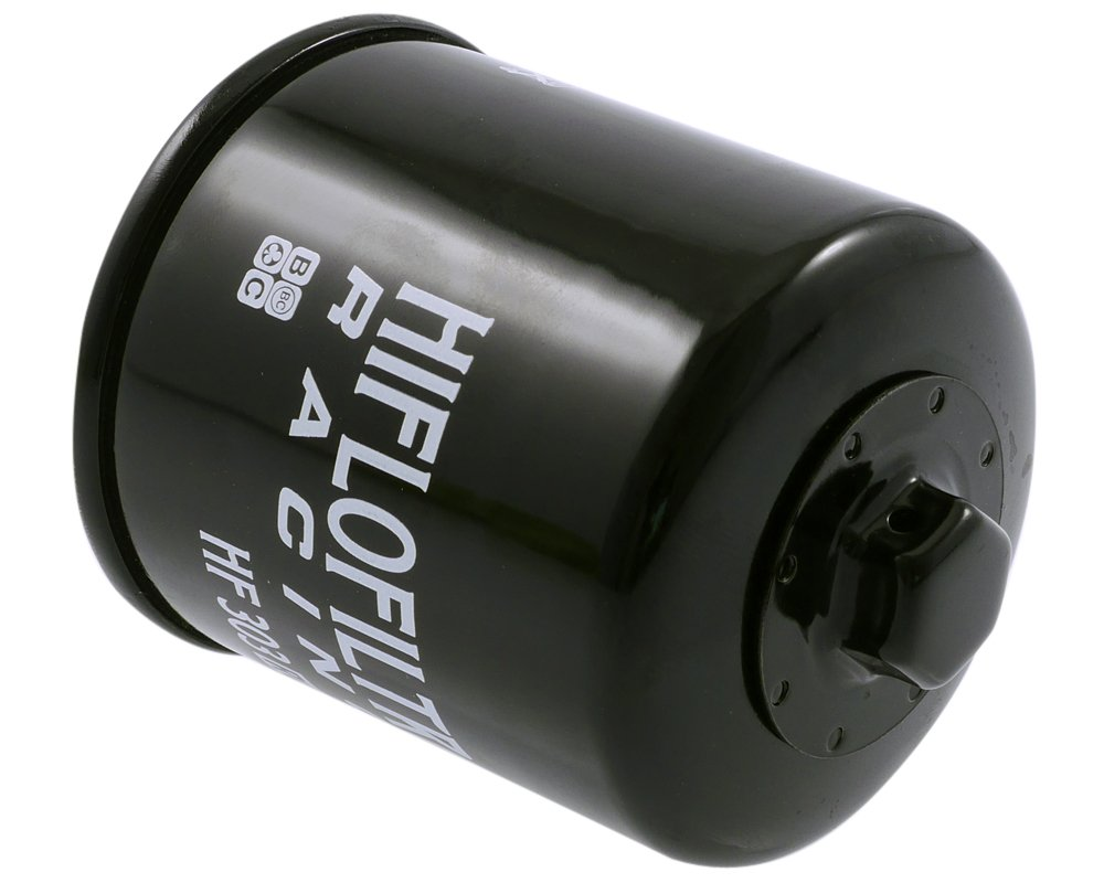 Filtro de aceite HIFLOFILTRO-HF303RC-RACING