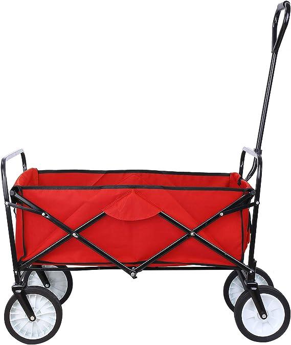 Heavy Duty Folding Portable Hand Cart