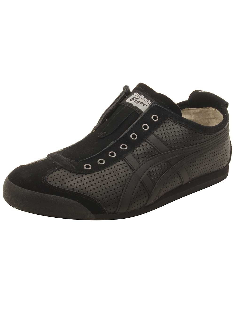 Onitsuka Tiger Mexico 66 Slip-on B0734Q38VG 11 D(M) US|Black