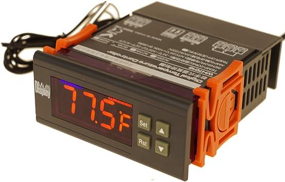 UCONTRO Digital Temperature Controller - A Different Method
