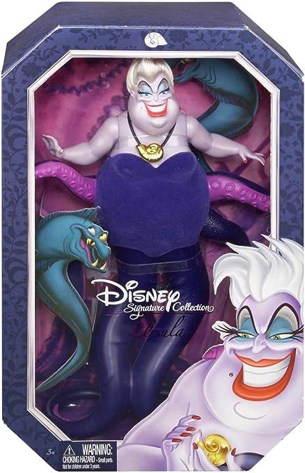 Disney Princesas Muñeca Ursula (Mattel BDJ32): Amazon.es: Juguetes ...