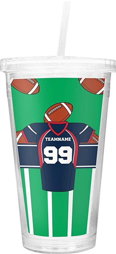 PERSONALIZED KIDS SPORTS FOOTBALL DOUBLE LIGHT SWITCH PLATE COVER Home & Garden Wall Plates