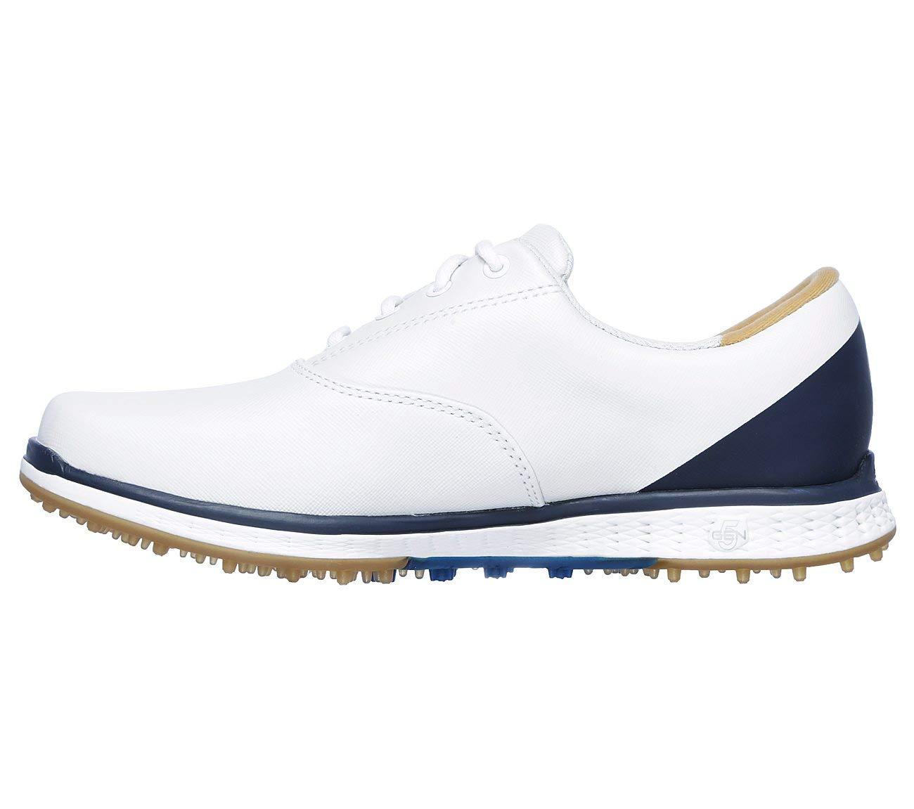 Skechers 2018 Go Golf Elite 2 14866 - Zapatos de Golf para Mujer (Piel sin Pinchos): Amazon.es: Deportes y aire libre