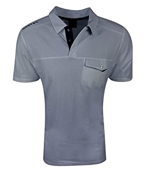 Oakley Ellis Polo Shirt, Flint Stone, Large: Amazon.es: Deportes y ...
