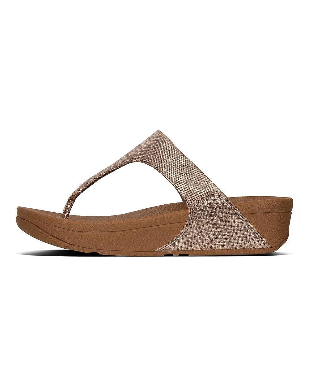 8c6ae7e4dde362 Fitflop Women s s Shimmy Toe-Thong Sandals - FOIL Print Suede Platform