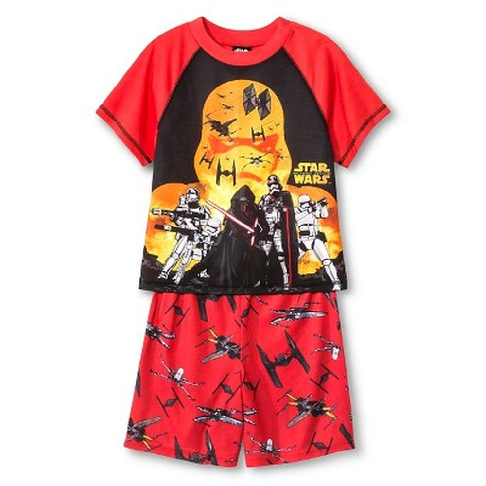 Stormtrooper The Force Awakens Pajama Shorts Set Star Wars Kylo Ren
