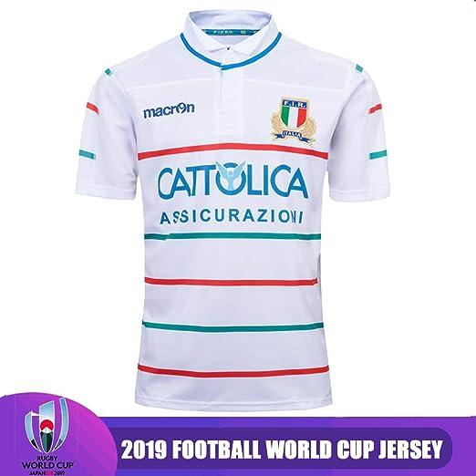 Los Aficionados De Rugby 2019-2020 Inicio De Italia De Fútbol ...