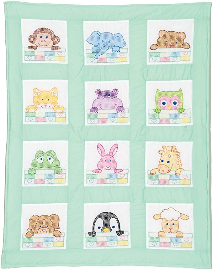 Set#1 machine embroidery quilt baby blocks in 4.5 to 9.5 size blocks pes dst hus jef vp3  rattle bottles rock horse baby pacifier  diaper