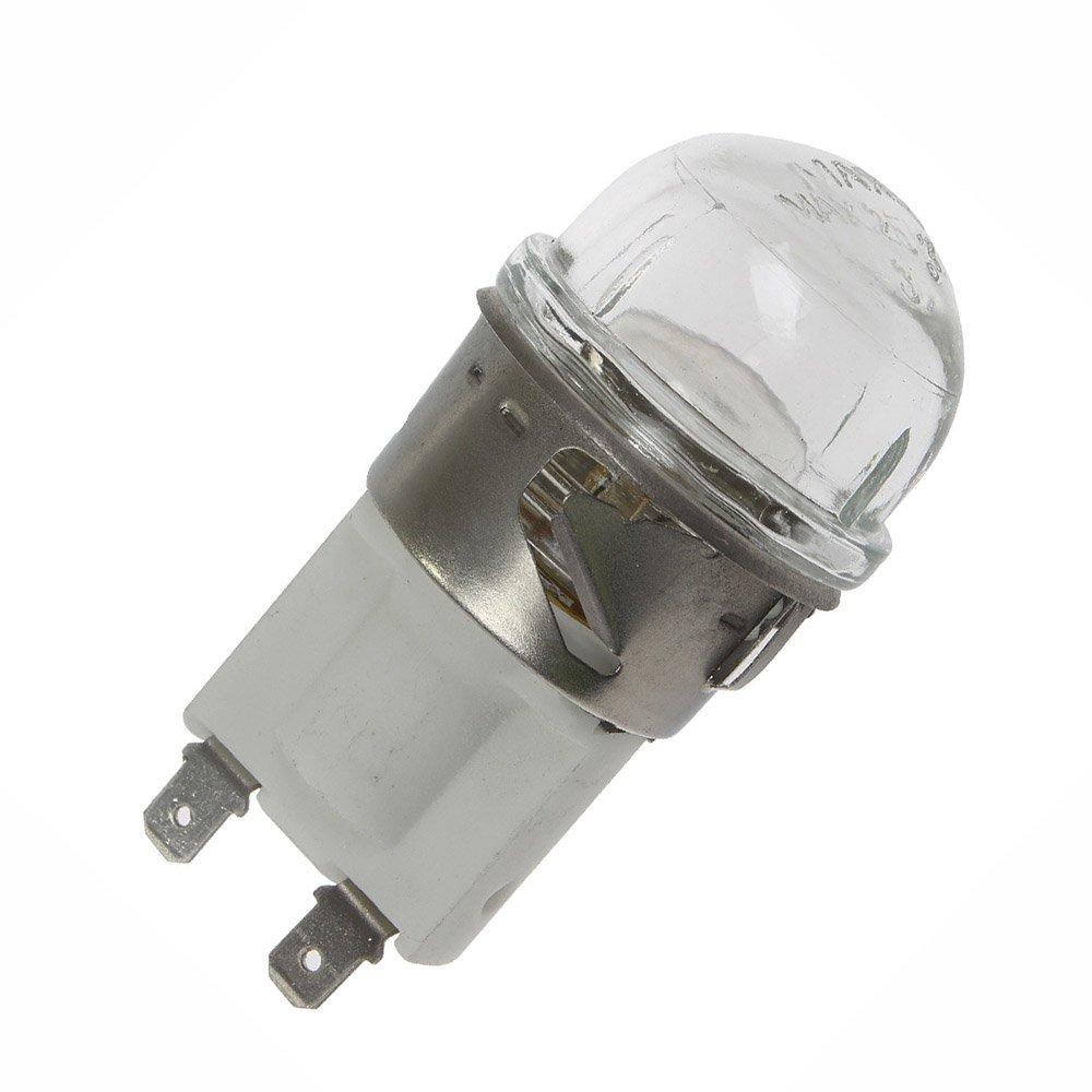 Premium Qualit/é Smeg four ampoule lampe de couverture et support de montage 696050052