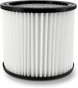 Filtro de láminas, filtro de aire, cartucho de filtro para aspiradoras húmedas y secas.: Amazon.es: Hogar