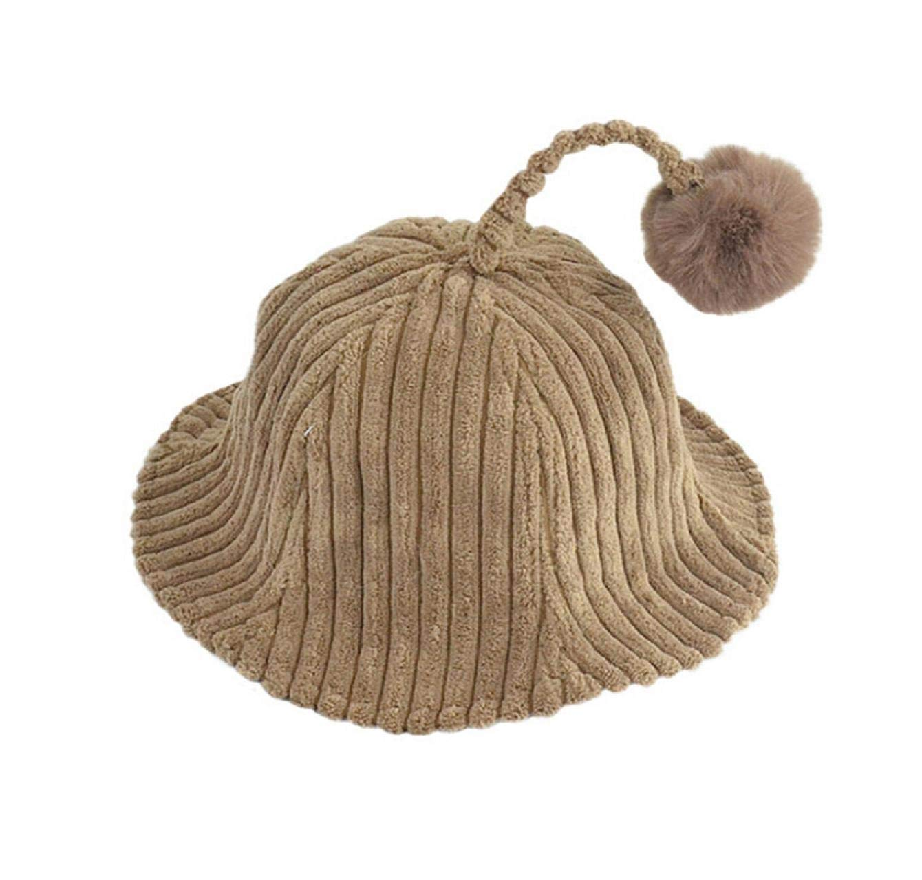 Christmas Day Party 1-3Years Dancing Casual Daily Barlingrock Winter Warm Cap for Infant Birthday Baby Boys Girls Fisherman Corduroy Head Lovely Hats for Photoshoot