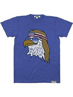 02a724e1 Tipsy Elves Men's American Flag Patriotic T Shirts - USA Tee Shirts for Men  Guys