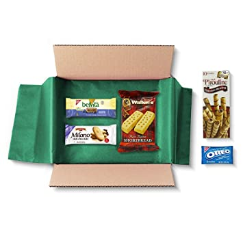 amazon com cookie sample box 5 or more samples 4 99 credit with