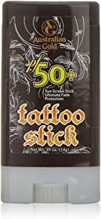 product image for Australian Gold SPF 50 Tattoo Stick 14 g