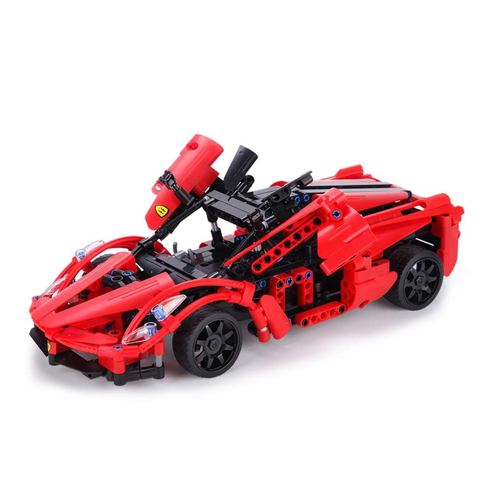 Tagke Children's Toys Boys 5-12 Birthday Gifts Children 6 Boys 7 Big Children 8 Puzzle 9 Blocks 10 Assembled Cars (Color : A)