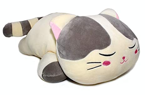 CULASIGN Dakimakura Toy - Cojín con Forma de Gato durmiendo ...