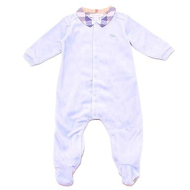 8b5120ba6c2a BURBERRY - Grenouillère - Bébé (garçon) 0 à 24 mois bleu bleu Taille Unique