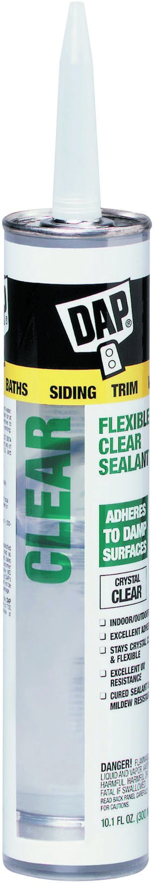 Sealant Flex Clr 10.1oz