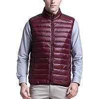 SWISSWELL Men's Winter Lightweight Packable Down Puffer Vest