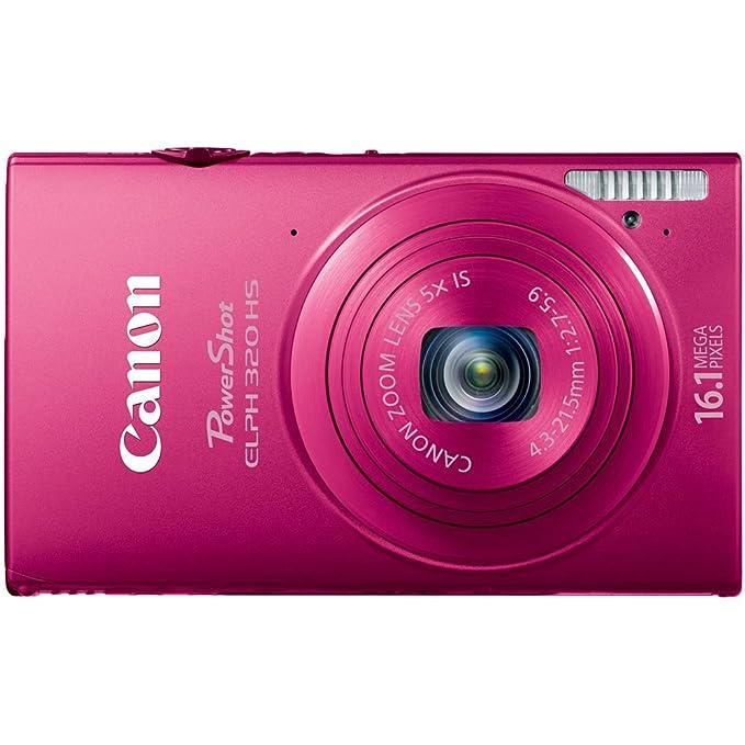 Review Canon PowerShot ELPH 320
