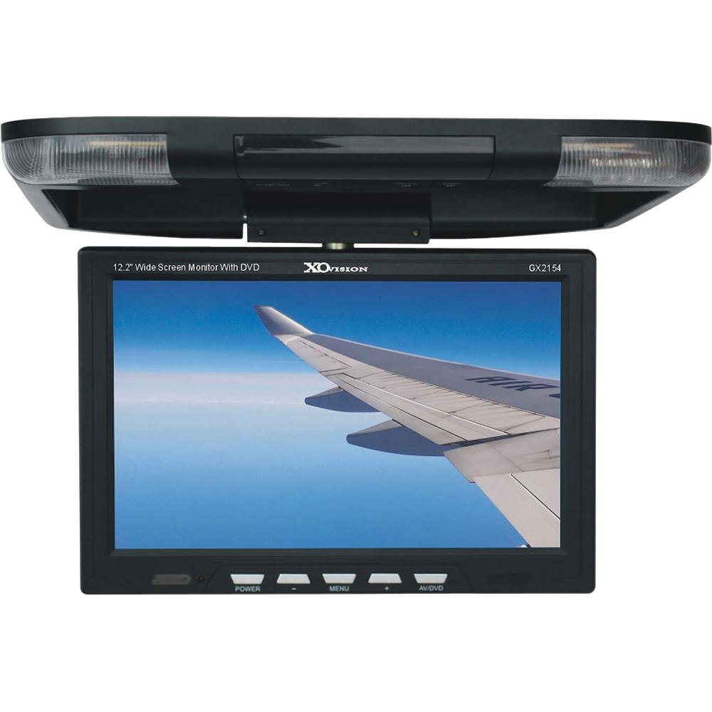 Amazon com 12 2 ws overhead dvd player vehicle overhead video camera photo
