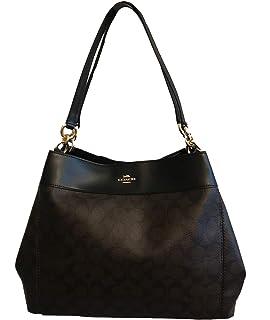 94cbdab85dd Coach Lexy Chain Pebble Leather Shoulder Bag F28998: Handbags ...